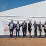 Groundbreaking for Clariant's…