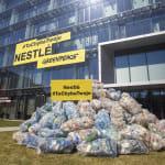 Greenpeace przywiózł Nestlé
