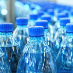 Plastic bottles recycling…