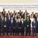 Grupa G20 zajmie się problemem…