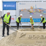 Borealis holds ceremony for…