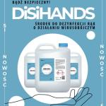 Płyn do dezynfekcji rąk w…