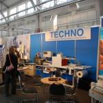 Firma Techno z prasami do