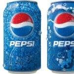 Nowe opakowania Pepsi mają…