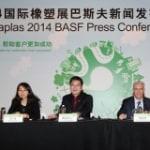 Nowości BASF na targach Chinaplas