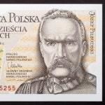 Pierwszy polski banknot z…