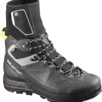 New Salomon shoe with EcoPaXX