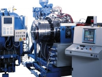 Lines for extrusion of