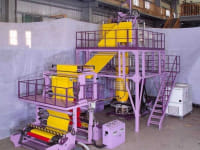 Plastics processing machinery