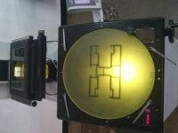 Projektor do kontroli