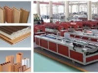 Extrusion lines for boards