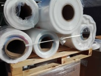 LDPE folia transparent