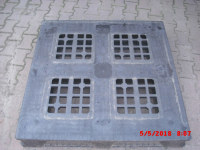 Palety Plastikowe 1140x1140
