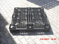 Palety Plastikowe 1100x1100x130mm