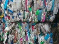 Odpad HDPE Chemia Miękka