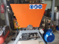 Crusher shredder for