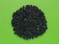 PA6.6 regranulat czarny