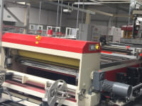 Extrusion lines for biopolymer