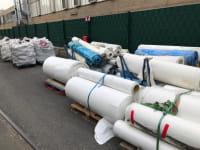 LDPE folia odpad poprodukcyjny