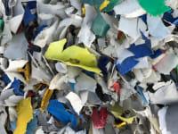 Odpad HDPE shre...