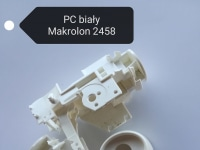 PC Makrolon 2458 biały