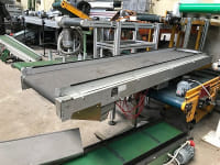Straight conveyor on