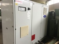 Ice water generator (Chiller)