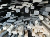 PVC twarde, odpad spieniony