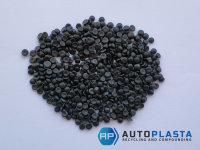 Czarne granulat HDPE