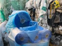 Folia LDPE HDPE na rolkach
