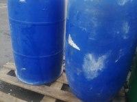Beczki HDPE odpad