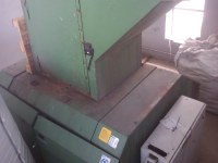 Rapid 6090 mlyn-granulator