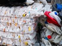 HDPE Transparent odpad