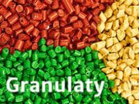 Granulaty (PE, PP, PS