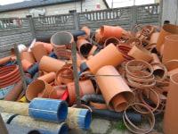 Odpady PVC, PP, PE