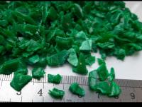 HDPE przemiał zielony