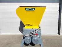 UNTHA RS40 2x 18,5 kW