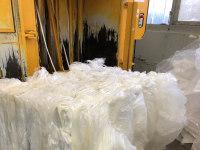 Odpad LDPE, poprodukcyjny