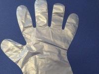 Rękawiczki foliowe wyciągane