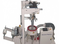Extruder for narrow LDPE