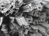 PVC oczyszczone