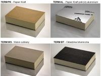 Polyurethane plates Pir