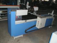 Machine for longitudinal