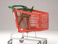 Wózki sklepowe - pojemność