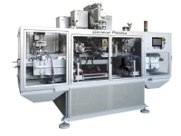 Bottling machines (extruder