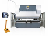 Haco press brake - metalworking