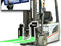 Scale for forklift -