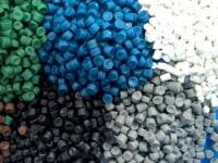 Plastic regranulates