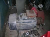 Silnik 3 fazowy, 120KW