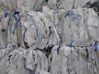 Big bag waste